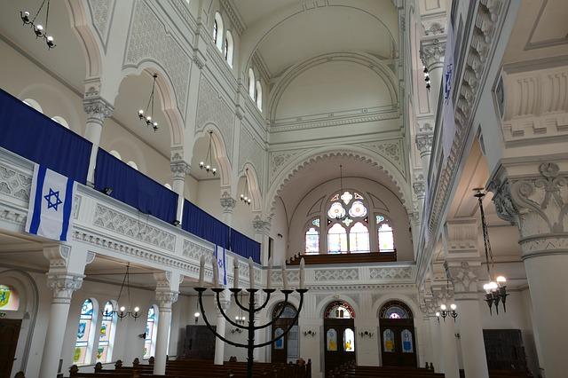 ריהוט לבתי הכנסת