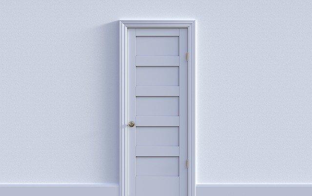 דלת פנים פשוטה מחיר