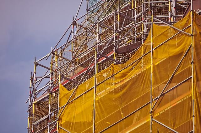 עבודות שיקום מבנים